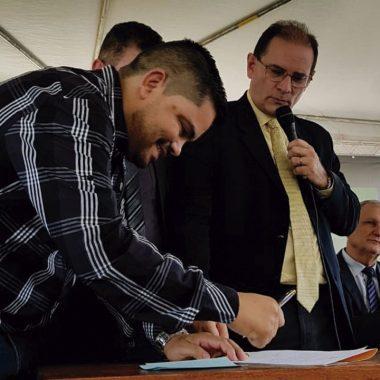 Deputado Jesuino Boabaid é homenageando em cerimônia no Instituto de Identificação de Rondônia