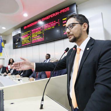 Deputado Anderson do Singeperon destaca resultado de denúncia sobre laudo de vistoria do Detran