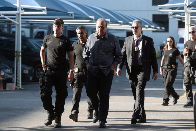 BOCA DE LOBO – Operação da PF prende Fernando Pezão governador do Rio