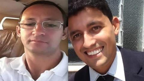 ACIDENTE AÉREO – Piloto e co-piloto de aeronave que caiu na sexta-feira são resgatados com vida