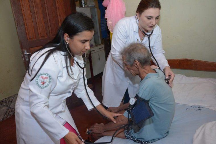 Samd atende a 270 pacientes com tratamento domiciliar em Porto Velho