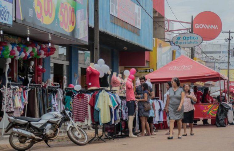 Antecipação do 13º salário pelo governo estadual aumenta expectativas no Domingão da CDL na Zona Sul