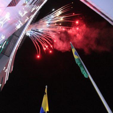 CUIDADO – Corpo de Bombeiros orienta sobre o uso de fogos de artifício