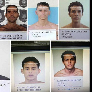 Coordenador da SEJUS pede esclarecimentos sobre fuga de sete apenados