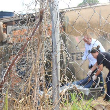 Corpo de homem é encontrado em terreno de Porto Velho