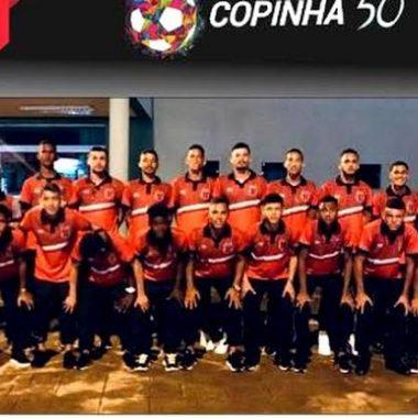 COPA SÃO PAULO DE FUTEBOL – Representante de Rondônia estréia nesta quinta (3) contra o Juventude – RS