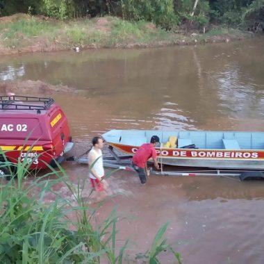 Menino de 2 anos morre afogado em represa de Espigão d'Oeste, RO