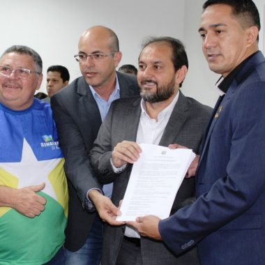 Deputado Eyder Brasil destaca coragem da antiga legislatura em realizar certame para novos servidores da ALE