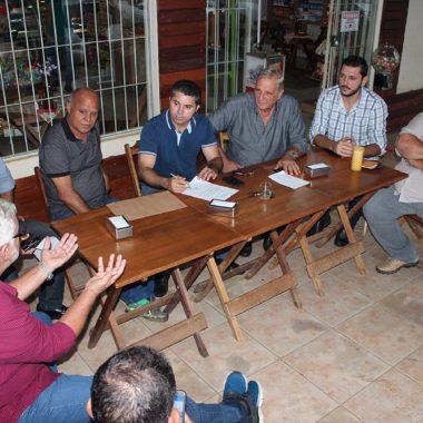 Adelino Follador discute transporte escolar para alunos do Ifro de Ariquemes