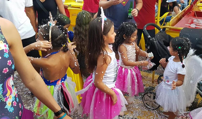 CARNAVAL 2019 – Baile Municipal, Curumim Folia e Carnaleste agitam população na capital