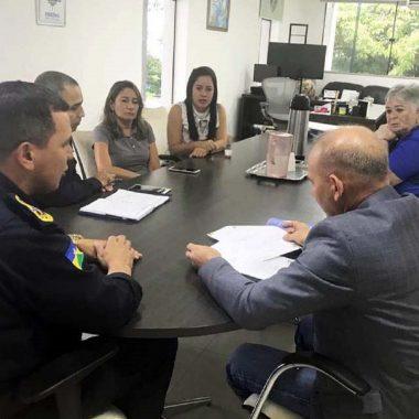 Ezequiel Neiva reivindica policiamento ostensivo para os condomínios do Bairro Novo, em Porto Velho