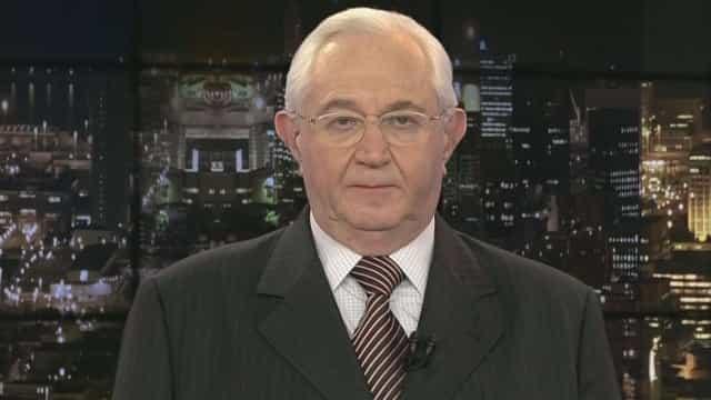 Boris Casoy sofre acidente e precisa se afastar do 'RedeTV! News'