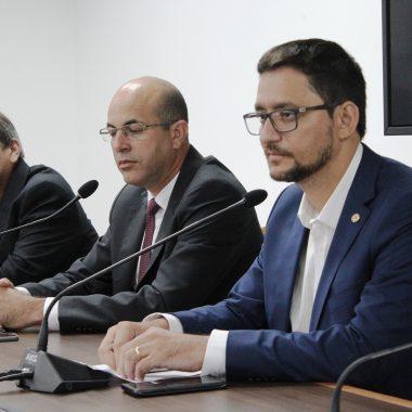 Comissão de Segurança Pública, presidida por Anderson Pereira, discute problemas do Orgulho do Madeira