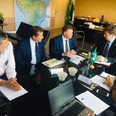 Ministro anuncia liberação de processos para licitação de grandes obras em Porto Velho