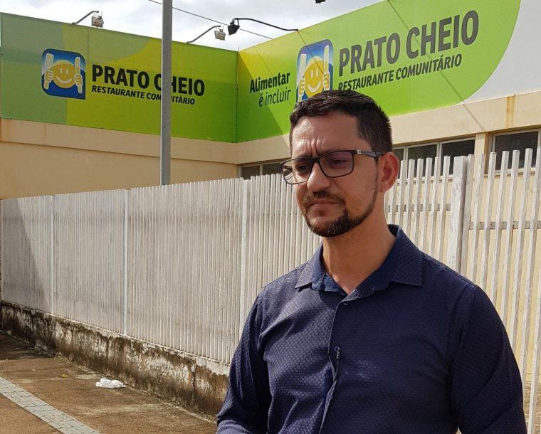Após cobrança de Anderson Pereira sobre reabertura do restaurante Prato Cheio, Seas diz que houve alteração no projeto de reforma
