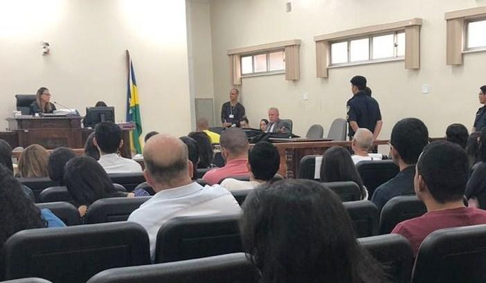CASO NAIARA – Julgamento de assassinos vai para segundo dia; sete testemunhas já foram ouvidas