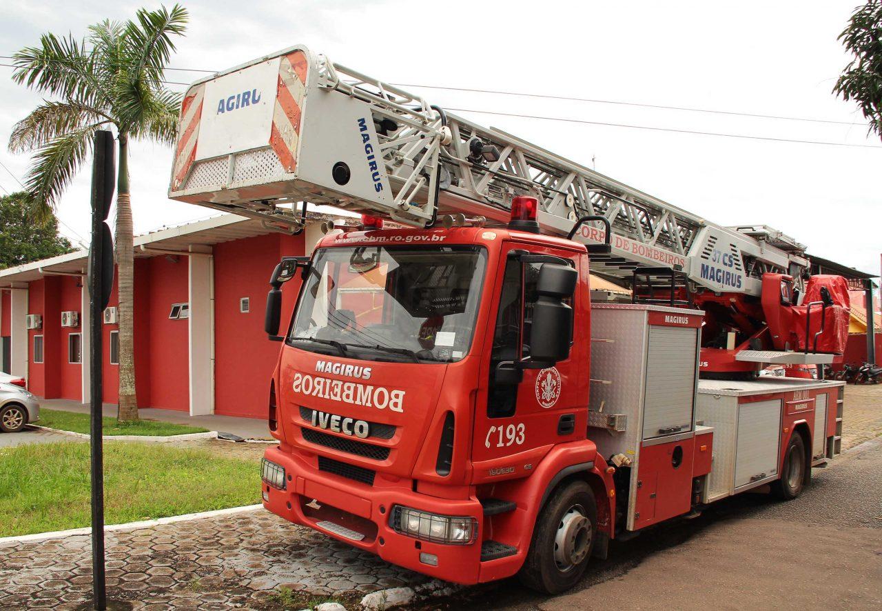 ESQUEMA? – Aquisições de escadas é objeto de investigação no Corpo de Bombeiros de Rondônia