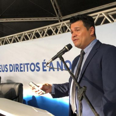 Deputado Marcelo Cruz requer a volta da Expovel, na Capital