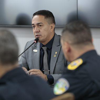 Deputado Eyder Brasil debate segurança do sistema prisional em Rondônia