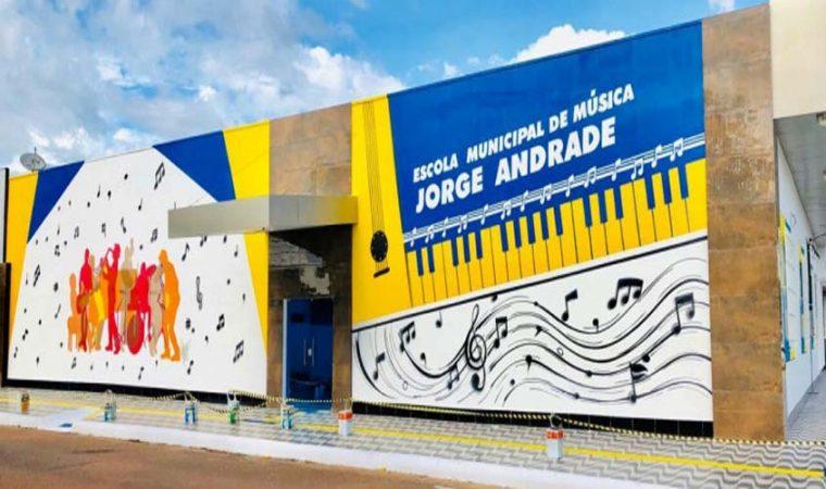 Escola Municipal Jorge Andrade promove 'Arraial Musical' nesta quinta-feira