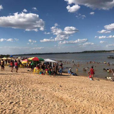 JACY PARANÁ – Cerca de 10 mil pessoas participaram do Festival de Praia