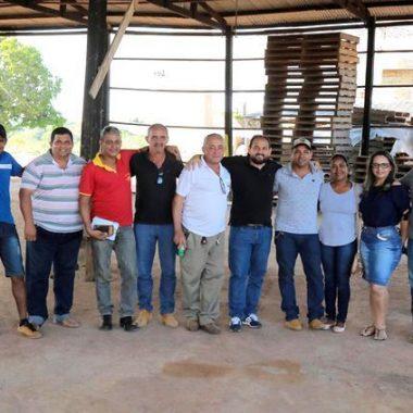 Laerte Gomes vai destinar emenda para a Festa do Divino Espírito Santo de 2020