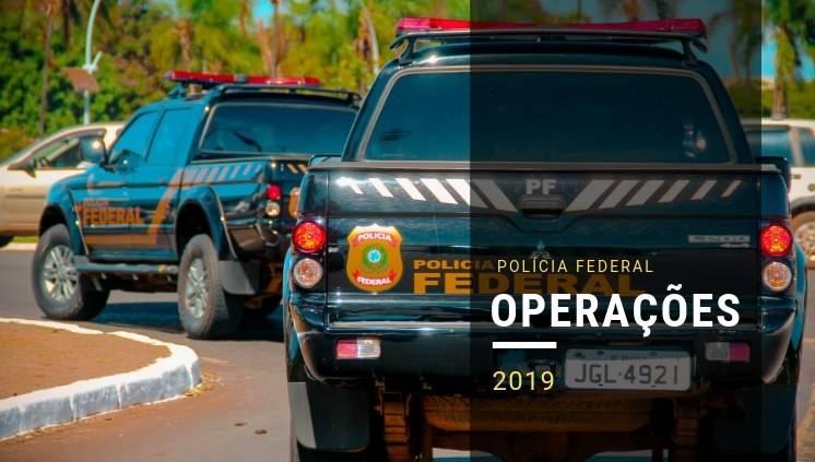 LUXÚRIA – Polícia Federal deflagra operação em Rondônia e mais três estados