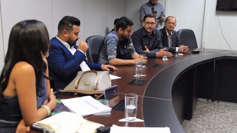 REALINHAMENTO – Em reunião na Casa Civil Deputado Anderson diz que valorização do servidor fortalece o sistema penitenciário