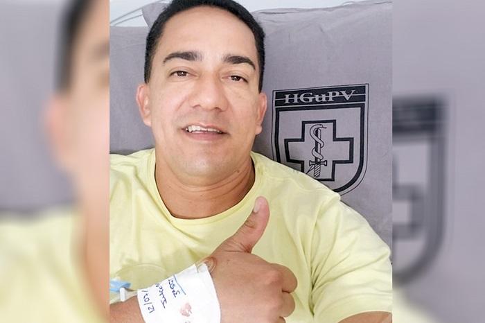 Deputado Eyder Brasil é submetido a cirurgia de emergência na capital