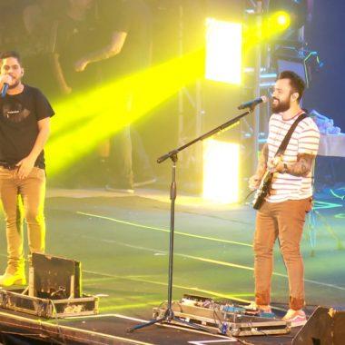 Mais de 25 mil pessoas assistem show de Jorge e Mateus na penúltima noite da 36ª Expoari