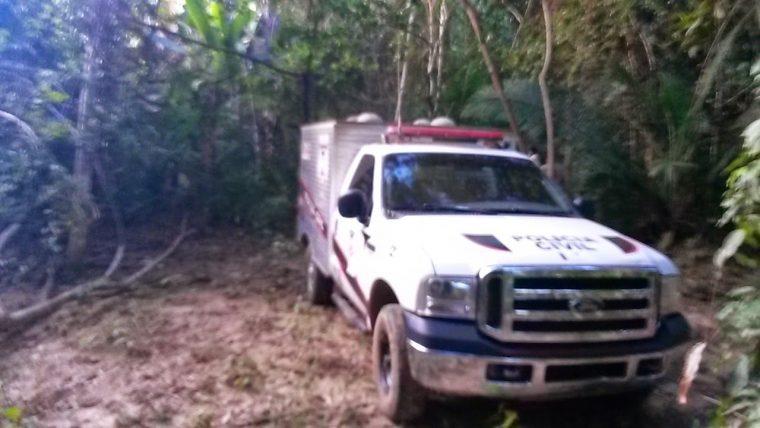 ESTRANGULADO – Jovem que estava desaparecido é encontrado morto em matagal