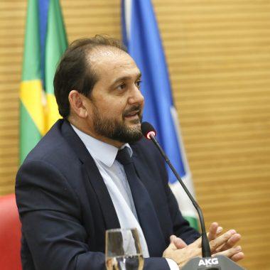 Presidente Laerte Gomes emite Nota de Pesar pelo falecimento de Rubens Silva de Oliveira