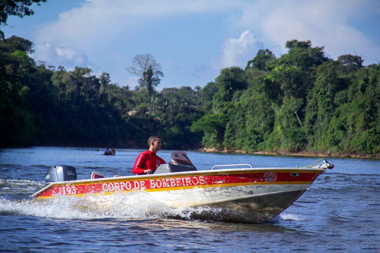 Descuido e falta de colete salva-vidas ainda faz vítimas vitimas em Rondônia, alerta Corpo de Bombeiros