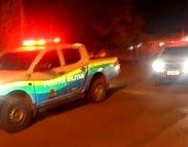 Assalto em fazenda de Coronel da PM termina com militar baleado e bandido morto