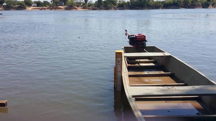 Barco vira e três pessoas desaparecem no Rio Madeira em Porto Velho