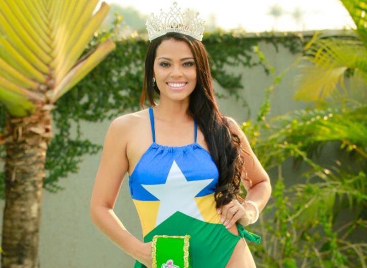 BELEZA – Modelo Ranieryka Saraiva representa Rondônia no Miss Brasil Model 2019
