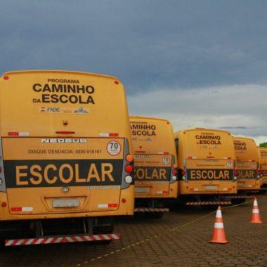 Seduc aguarda liberação judicial para iniciar transporte escolar em Porto Velho