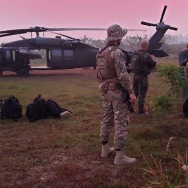 INDÍGENA – Mega operação da PF com o Exército cumpre mandados de prisão e de busca
