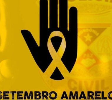 SETEMBRO AMARELO – Polícia Civil faz alerta sobre aumento na incidência de suicídios
