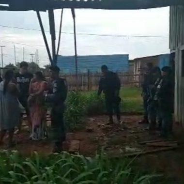 VIOLÊNCIA – Homem é executado com vários tiros em bairro de Porto Velho