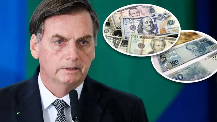 Governo Bolsonaro prepara dolarização da economia e pode acabar com o real