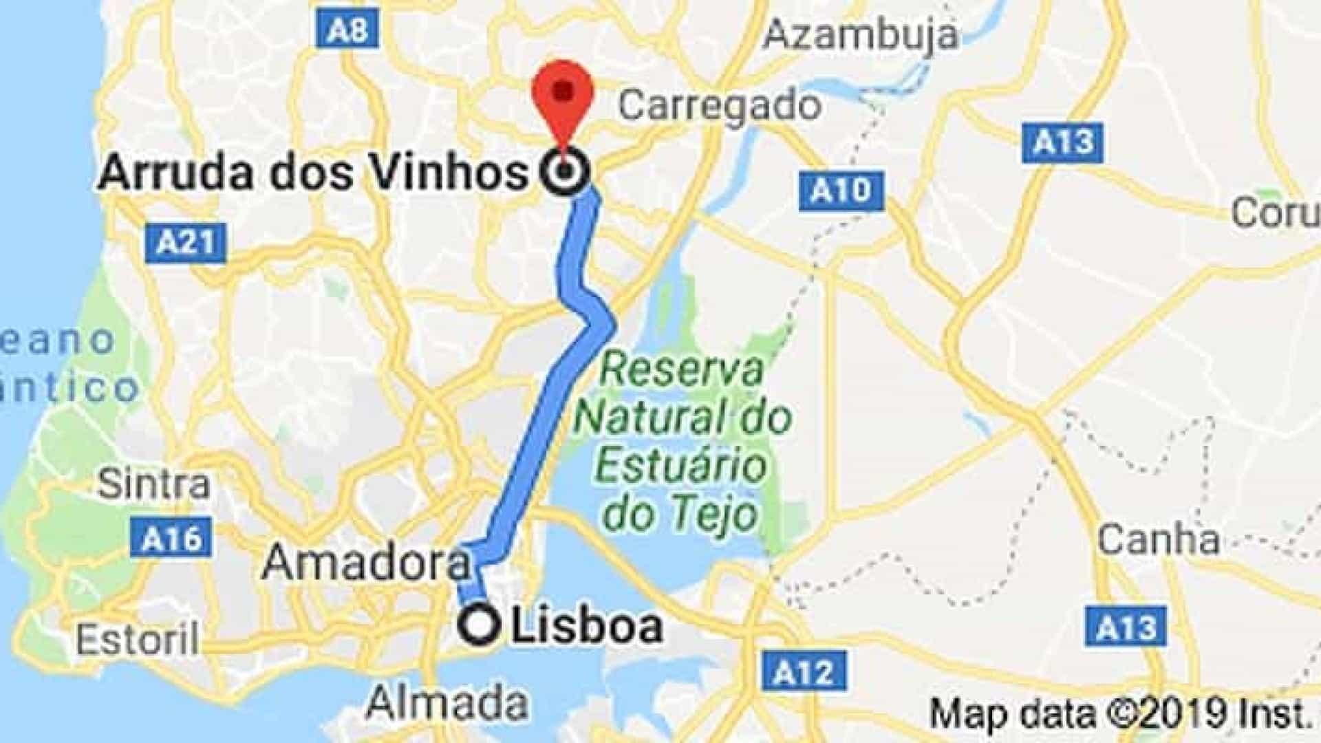 Corpo de brasileira é encontrado dentro de mala em Portugal