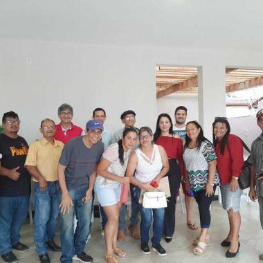 Executiva municipal do PROS em Porto Velho foca eleições 2020