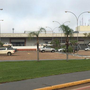 Forte neblina cancela dois voos no aeroporto de Porto Velho