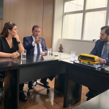 Presidente do FNDE faz compromisso de priorizar Porto Velho