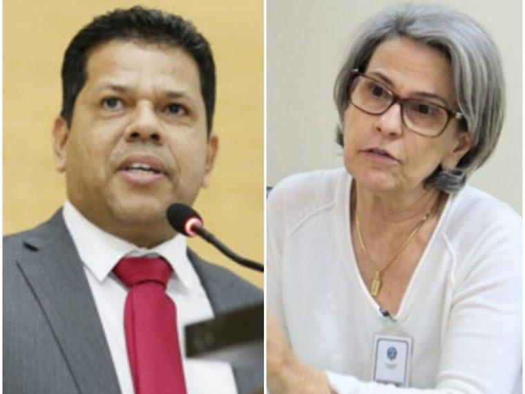 Polêmica dos áudios vazados apontam trama para envolver deputado Jair Montes