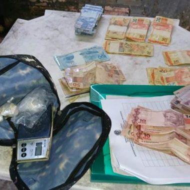 Polícia Federal prende mulher por tráfico de drogas na Zona Sul da capital