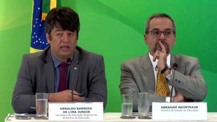 Brasil deixará grupo de trabalho sobre educação do Mercosul, diz ministro