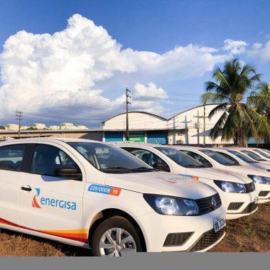 Energisa investe em veículos novos para melhorar atendimento ao consumidor
