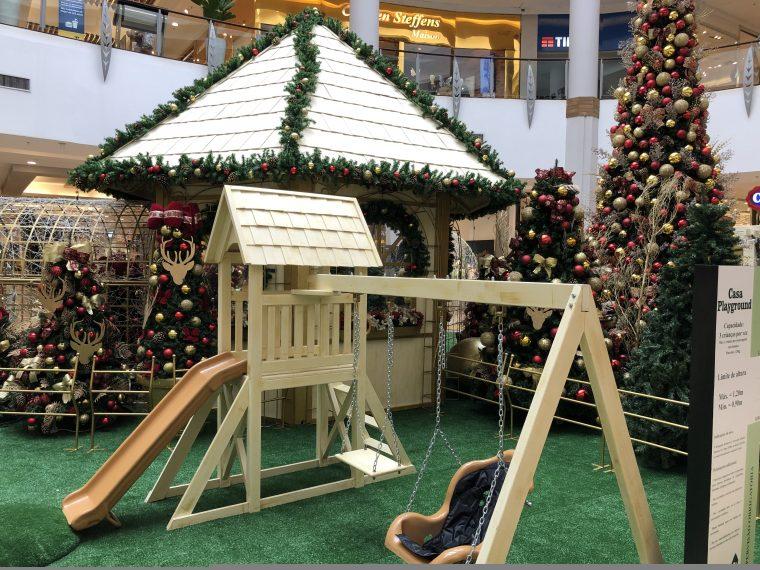 Chegada do Papai Noel do Porto Velho Shopping acontece neste sábado
